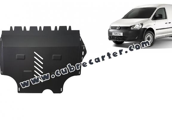 Cubre carter metalico VW Caddy