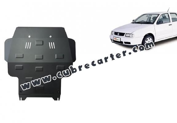 Cubre carter metalico Volkswagen Polo - 6N, 6N1, 6K, Classic, Variant