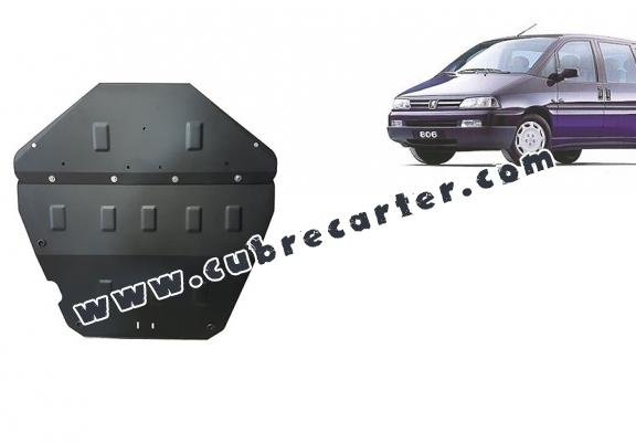 Cubre carter metalico Peugeot 806