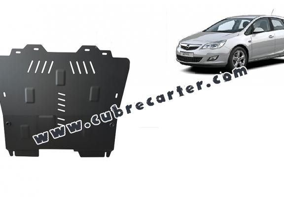 Cubre carter metalico Opel Astra J