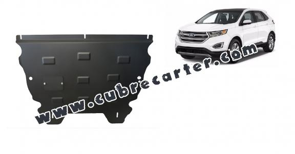 Cubre carter metalico Ford Edge