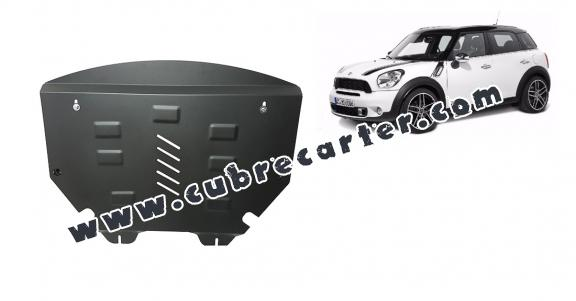 Cubre carter metalico Mini Countryman