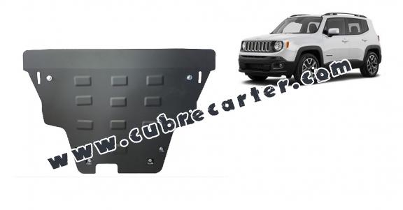 Cubre carter metalico Jeep Renegade