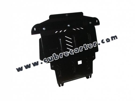 Cubre carter metalico Ford B-Max