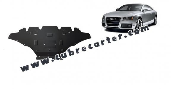 Cubre carter metalico Audi A5, diesel
