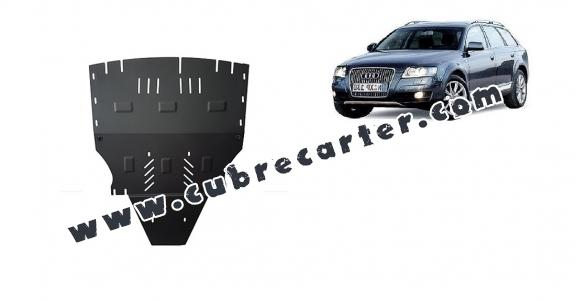 Cubre carter metalico Audi Allroad 2 - no lateral