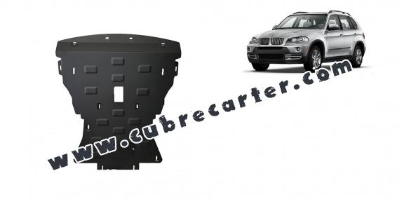 Cubre carter metalico BMW X5