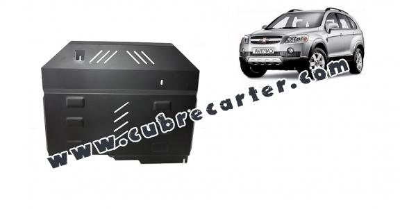 Cubre carter metalico Chevrolet Captiva