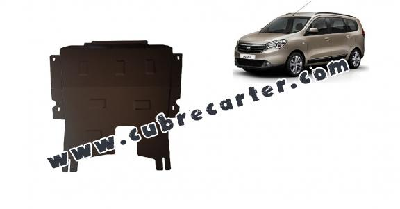 Cubre carter metalico Dacia Lodgy