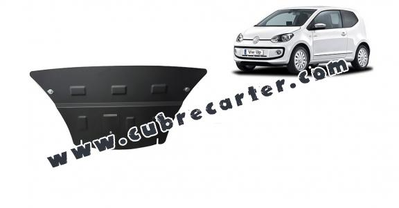 Cubre carter metalico VW Up