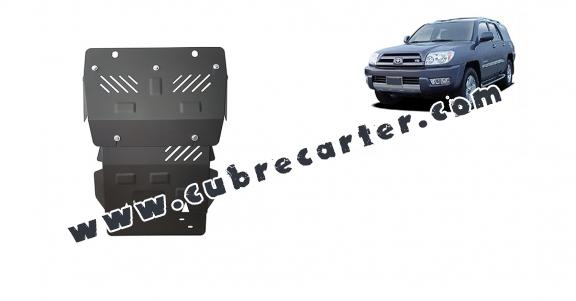 Cubre carter metalico Toyota 4Runner