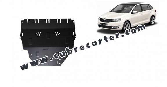 Cubre carter metalico Skoda Spaceback