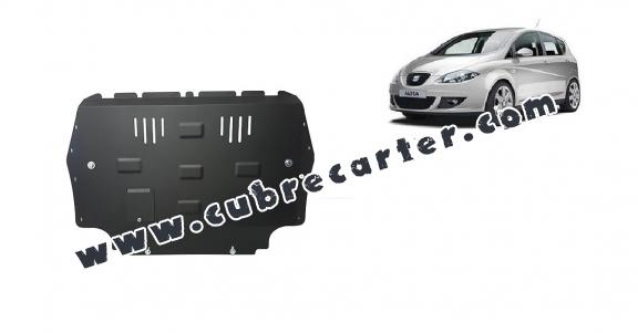 Cubre carter metalico Seat Altea