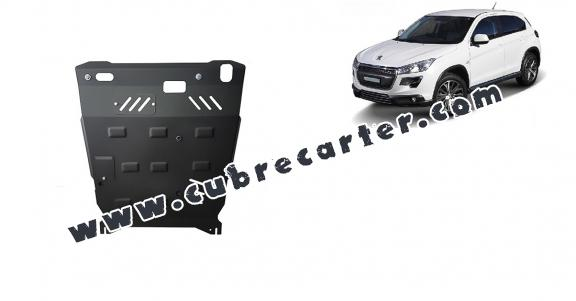 Cubre carter metalico Peugeot 4008