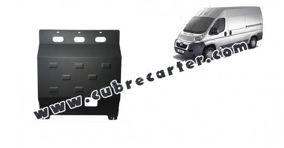 Cubre carter metalico Peugeot Boxer