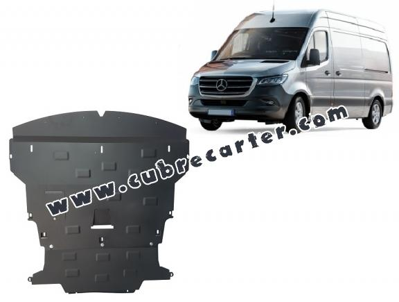 Cubre carter metalico Mercedes Sprinter-FWD