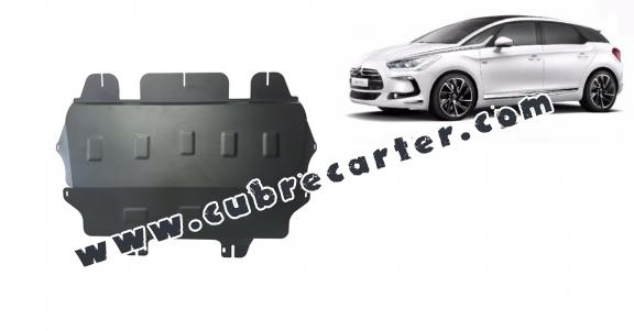 Cubre carter metalico Citroen DS5