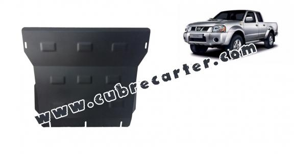 Cubre carter metalico Nissan Pick Up