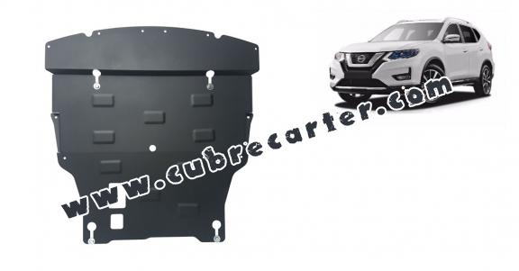Cubre carter metalico Nissan X-Trail T32