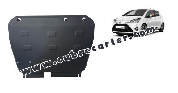 Cubre carter metalico Toyota Yaris XP150