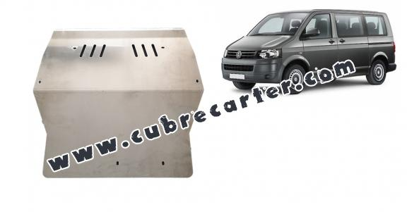 Cubre carter aluminio Volkswagen Transporter T5 Caravelle