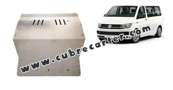 Cubre carter aluminio Volkswagen Transporter T6 Caravelle