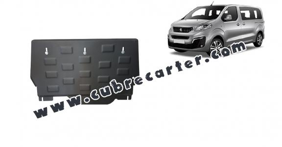 Cubre carter metalico Peugeot Traveller MPV