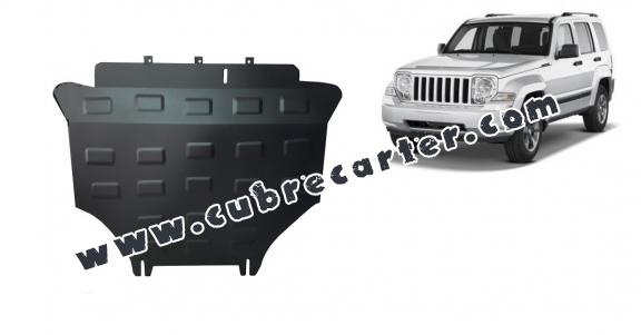 Cubre carter metalico Jeep Liberty