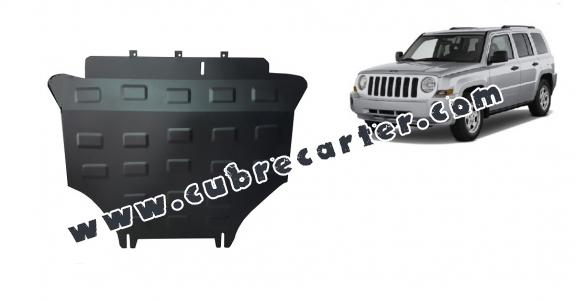 Cubre carter metalico Jeep Patriot