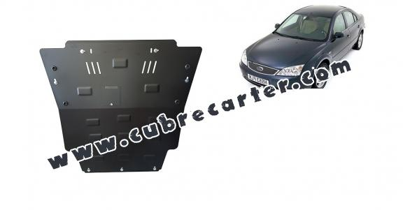 Cubre carter metalico Ford Mondeo 3