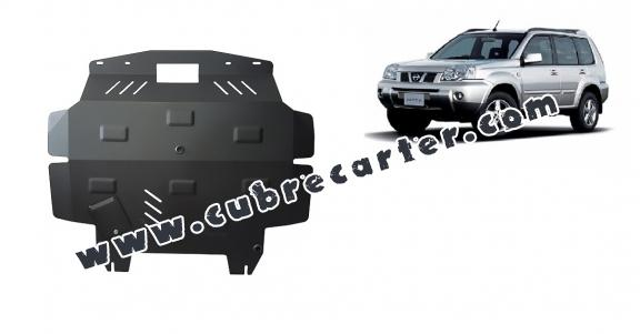 Cubre carter metalico Nissan X-Trail T30