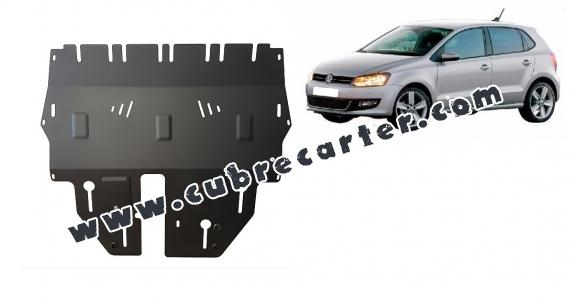 Cubre carter metalico VW Polo
