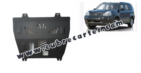 Cubre carter metalico Nissan X-Trail T31