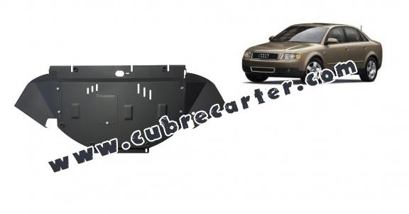 Cubre carter metalico Skoda Superb - 2.5 Tdi, V6