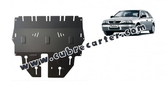 Cubre carter metalico Volkswagen Pointer