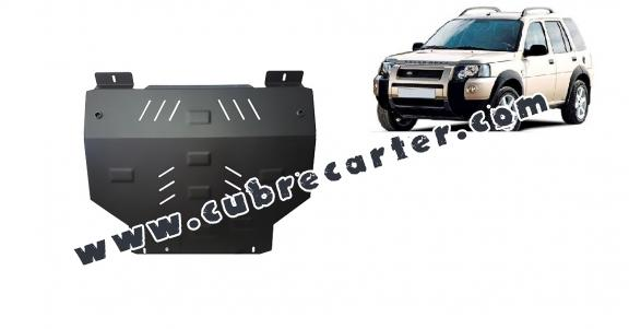 Cubre carter metalico Land Rover Freelander 1