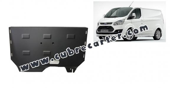 Cubre carter metalico Ford Transit Custom