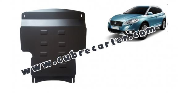 Cubre carter metalico Suzuki S-Cross