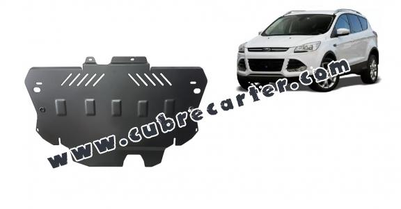 Cubre carter metalico Ford Kuga