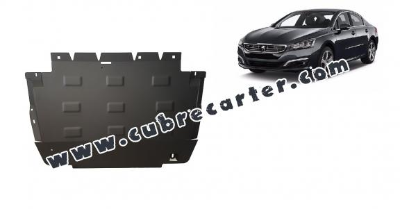 Cubre carter metalico Peugeot 508
