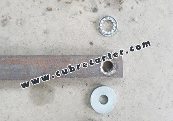 Cubre carter metalico Fiat Tipo